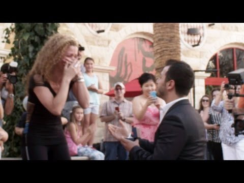 Best Wedding Proposal Marry You Flashmob