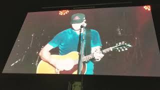 Luke Bryan sings Fast at Carolina Country Music Fest