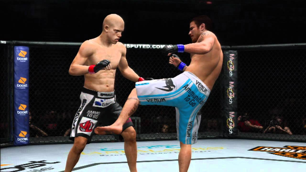 """UFC Undisputed 3 """"Fight of the Night"""" Fighters DLC Trailer ... Ufc Undisputed 3 Ps3 Dlc"""