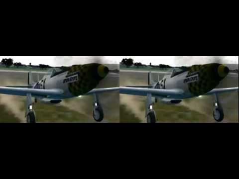 Microsoft Flight 2012 in 3D