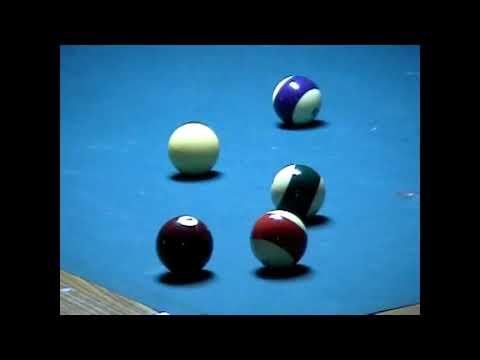 8-Ball Billiards Pool Tournament part three  4-4-09