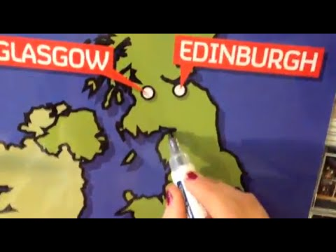 Baixar Where is Scotland again? In search of that border... | Channel 4 News