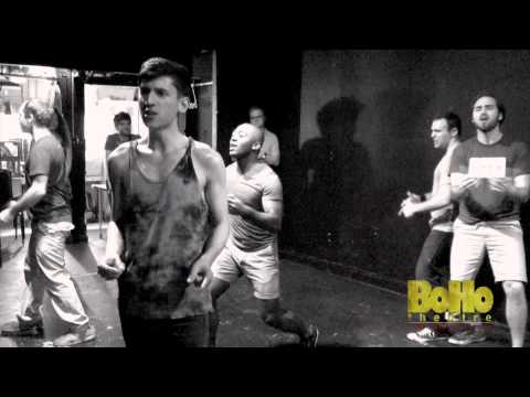 DOGFIGHT In Rehearsal #1