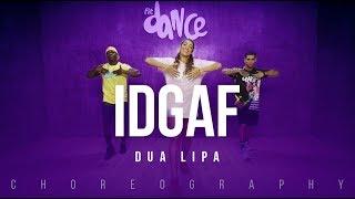 IDGAF - Dua Lipa | FitDance Life (Coreografía) Dance Video