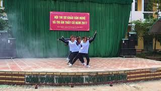 Mashup Gọi tên Việt Nam & SAVE ME A5K20 trường THPT Lục Ngạn 2