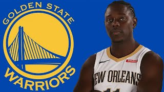 Golden State Warriors Show Interest In Trading for Jrue Holiday!!!