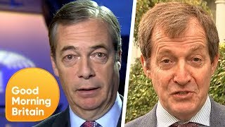"""Nigel Farage Blasts Theresa May: """"This Is the Worst Deal in History"""" 