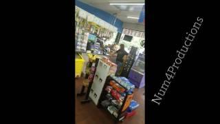 Crazy Woman at Jasper Exxon!!!