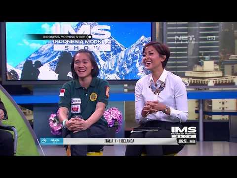Inspiring Talkshow -  Dua Wanita Tangguh Asal Indonesia Yang Berhasil Menaklukkan Misi Seven Summits