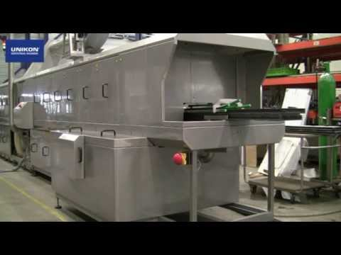 UNIKON - UNW-Modular (baking tray/form washer)