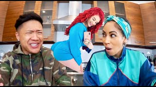 How Did Wifey Feel About Justina Saying We Smashed? - first Official Wifey Muk Bang