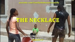 THE NECKLACE (Mark Angel Comedy) like (Family The Honest Comedy) (Episode 67)