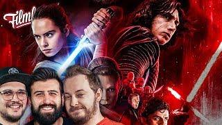 STAR WARS VIII: DIE LETZTEN JEDI | Spoilerreview | Podcast #36