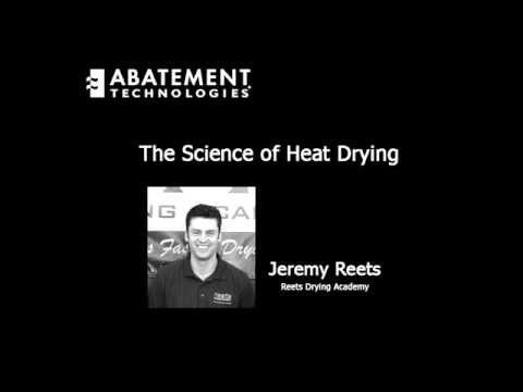 The Science of Heat Drying