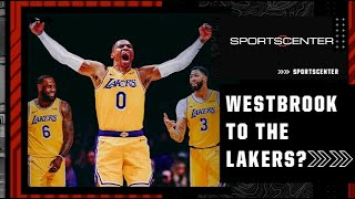 Stephen A. reacts to the Lakers eyeing a trade for Russell Westbrook | SportsCenter