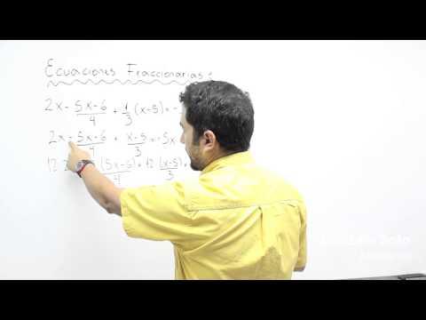 Ecuaciones fra5