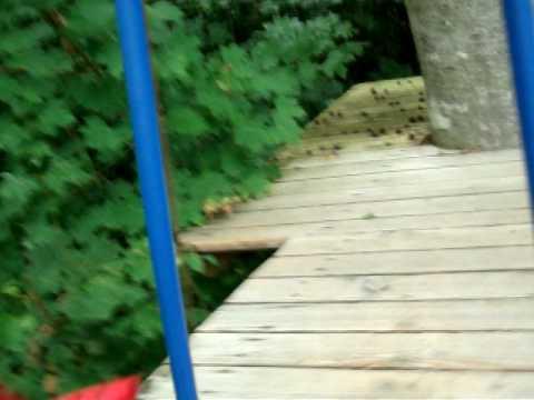 mad-fitness // Klettern-  P 8   Seilbahn