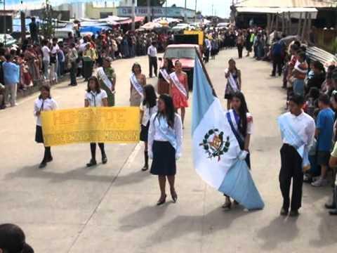 Desfile 15 de Septiembre 2010 San Juan Ostuncalco Quetzaltenango GUATEMALA. Parte 1..mpg