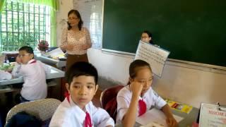 Dạy học mô hình vnen môn ngữ văn 6 bài cậu bé thông minh