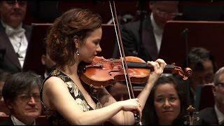 J. S. Bach: 3. Partita (Gigue) ∙ Hilary Hahn