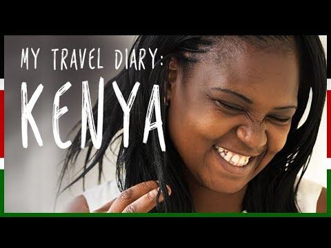 Watch episode 2 of My Travel Diary: Kenya