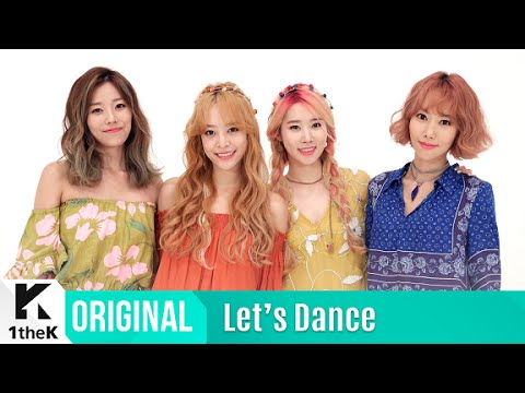 Let's Dance: MELODYDAY(멜로디데이)_Which member will have the biggest mouth?_Color(깔로)