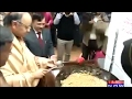 Arun Jaitley Participates In 'Halwa Ceremony' To Mark Budget 2017 Printing Process
