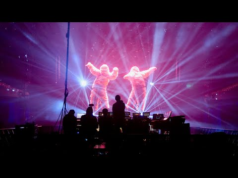 The Chemical Brothers • Show Design, Lighting & FoH Audio