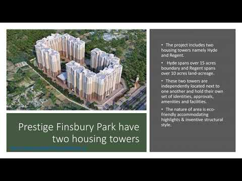 Prestige Finsbury Park launched new Apartment in Bangalore