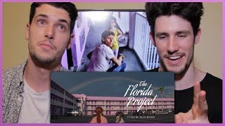 THE FLORIDA PROJECT Trailer Reaction & Review