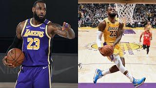 "NBA ""We Miss LeBron"" MOMENTS"