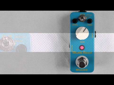 Mooer Audio Blues Mood Overdrive