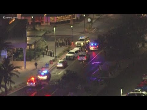 Large police presence remains at Westgate hours after shooting