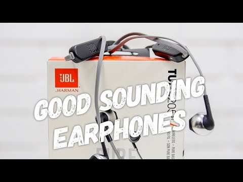 video JBL T205BT Pure Bass Wireless Metal Earbuds: A Complete Review