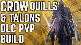 Dark Souls 3 - Crow Quills & Crow Talons PvP - Hybrid DLC Build
