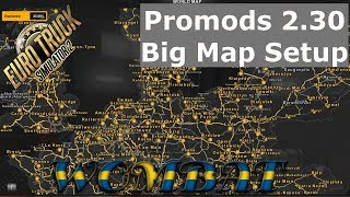 ETS2 1 31 - Regional Map Project - Heilbronn v1 0 4 by