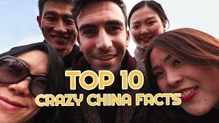 Top 10 Crazy Things Your Teacher NEVER Told You About China
