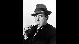 Humphrey Bogart (1899-1957), 57, US Actor