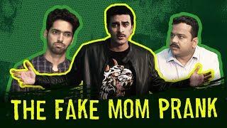 Varun Thakur   Very Pretty Amazing Game Show   The Fake Mom Prank