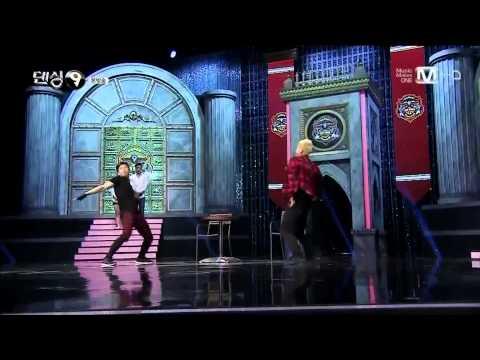 [댄싱9/Dancing9 Ep.4] 하휘동&슈호 / 피어나 - 가인