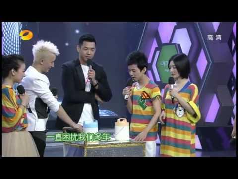 [ENG SOFT SUB] 20120804 Happy Camp Han Geng Blackie Chien-Chou Chen