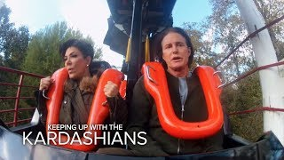 KUWTK | Kris and Bruce Don't See Eye-to-Eye | E!