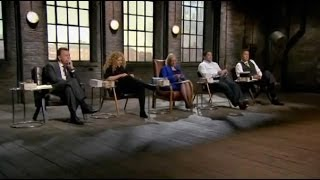 The Little Coffee Bag Company on Dragon's Den
