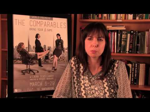 Playwright Laura Schellhardt Discusses The Comparables