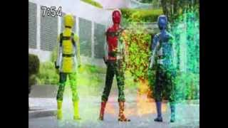 Power Rangers After Megaforce - Powered Custom Morph