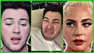Manny Mua COMES FOR Lady Gaga's Makeup Line