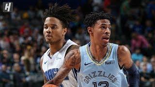 Memphis Grizzlies vs Orlando Magic - Full Game Highlights | November 8, 2019 | 2019-20 NBA Season