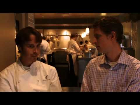Chef Grant Achatz of Alinea - YouTube