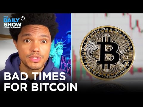 Bitcoin Is Tanking, Trump Trashes Crypto & The FBI Breaks The Code | The Daily Show