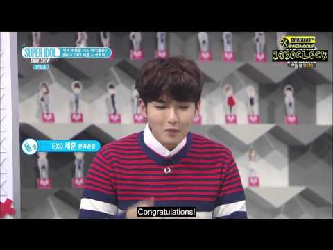 [ENGSUB] 150206 EXO Sehun's 꾹꾹이 habit
